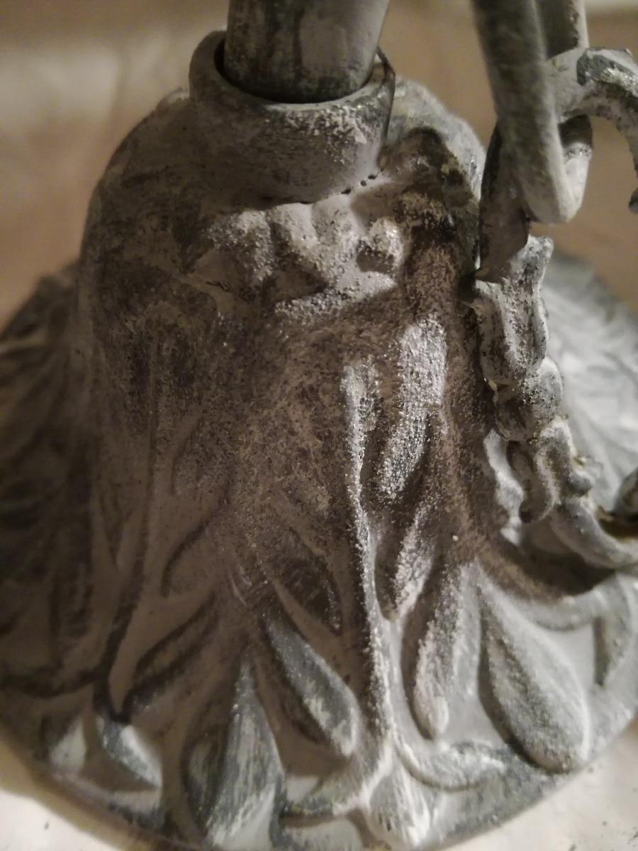 patine metallo