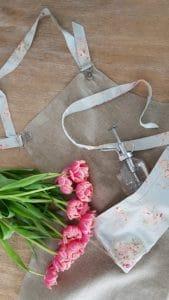 lacasadilalla collezione 2018 primavera tessuti lino country
